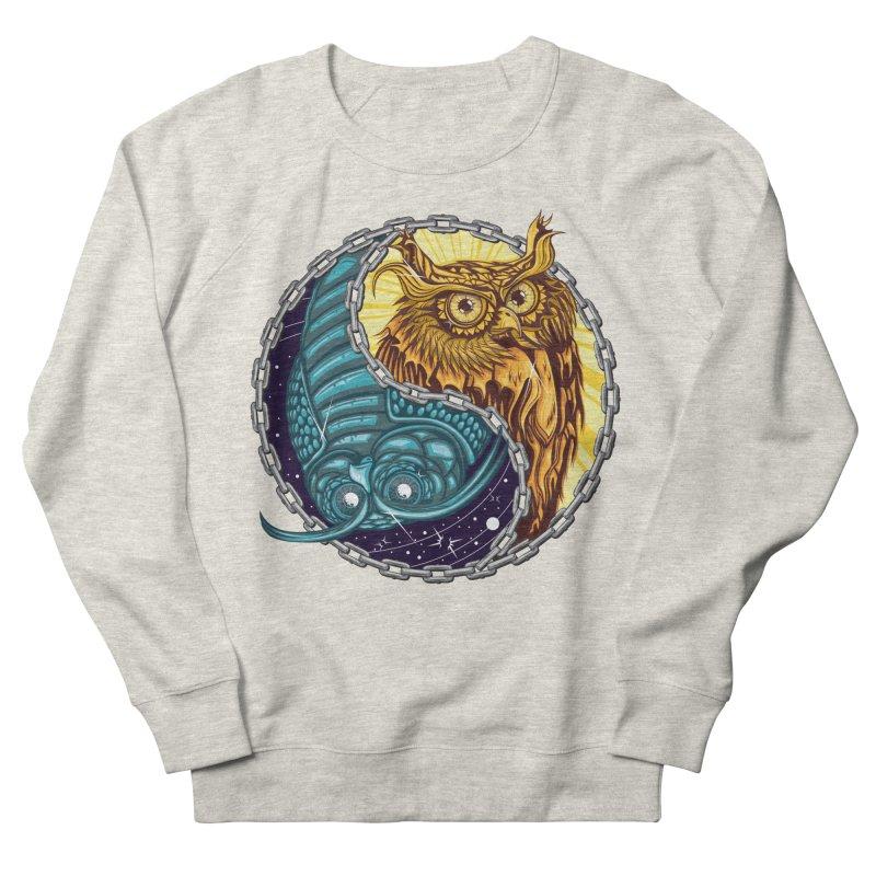 Nouveau Balance Men's French Terry Sweatshirt by TyDyed Art