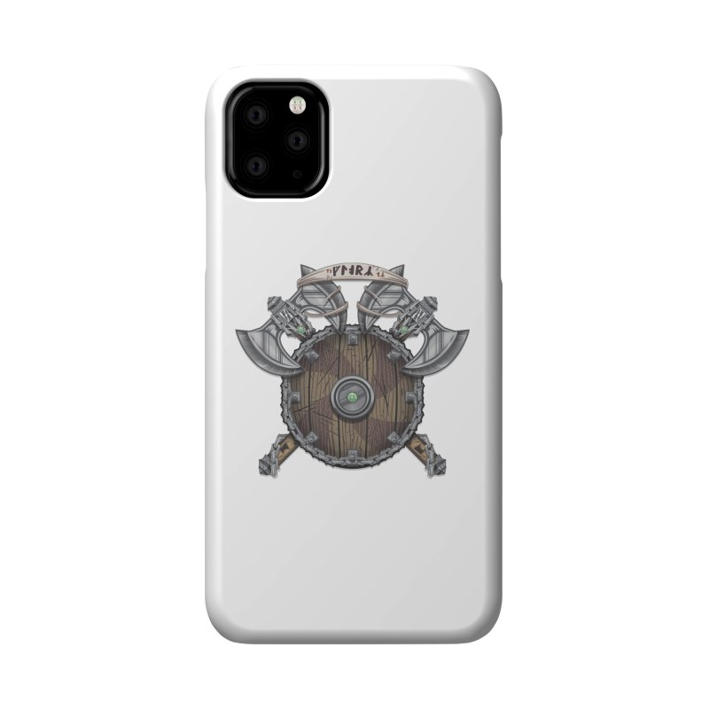 Viking Shield Accessories Phone Case by TyDyed Art