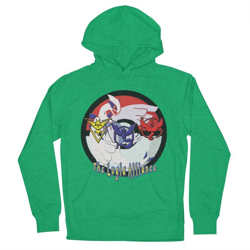Pokemon Go - The Lugia Alliance Women's Pullover Hoody by TygerwolfeDesigns's Artist Shop