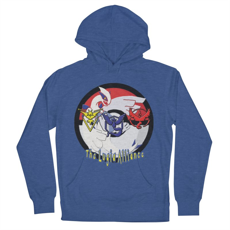Pokemon Go - The Lugia Alliance Men's Pullover Hoody by TygerwolfeDesigns's Artist Shop