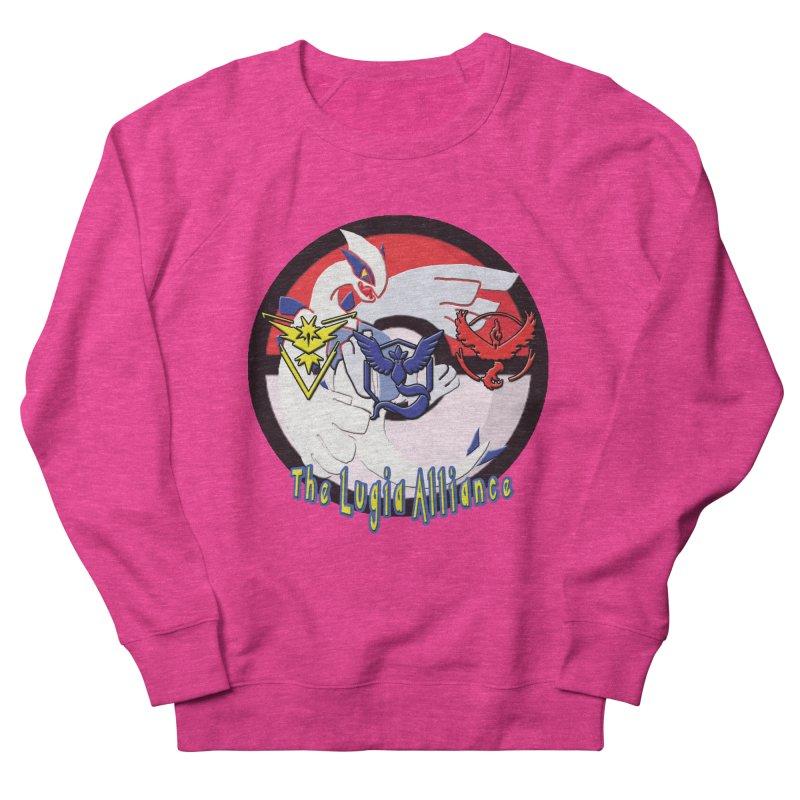 Pokemon Go - The Lugia Alliance Women's Sweatshirt by TygerwolfeDesigns's Artist Shop