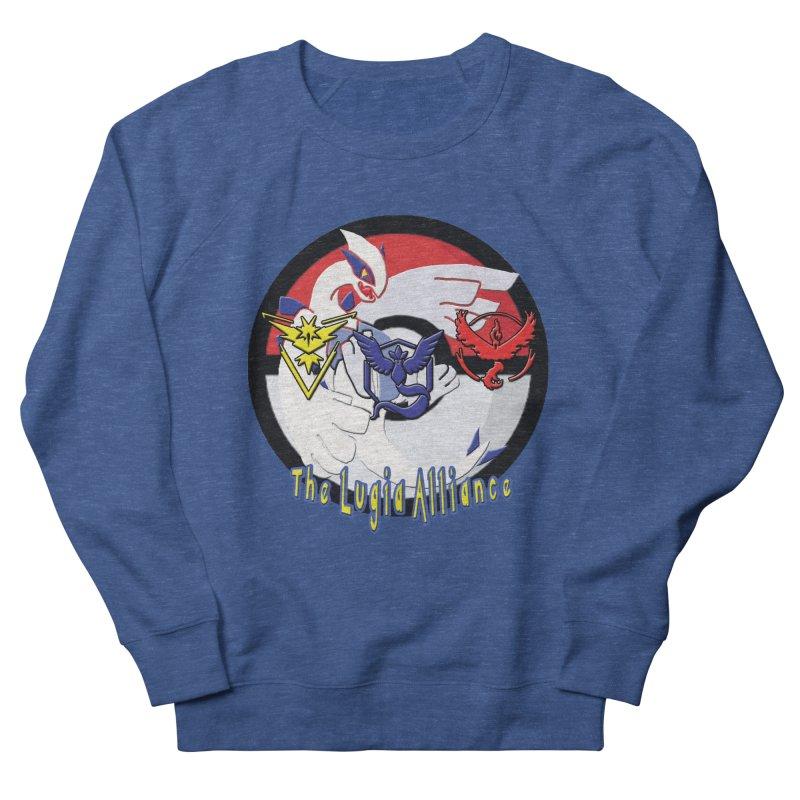 Pokemon Go - The Lugia Alliance Men's Sweatshirt by TygerwolfeDesigns's Artist Shop