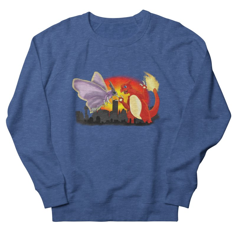 Venomothra Vs. Charzilla Men's Sweatshirt by TygerwolfeDesigns's Artist Shop