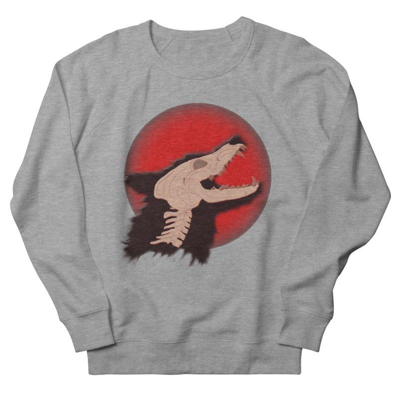 Blood Moon Werewolf Women's Sweatshirt by TygerwolfeDesigns's Artist Shop
