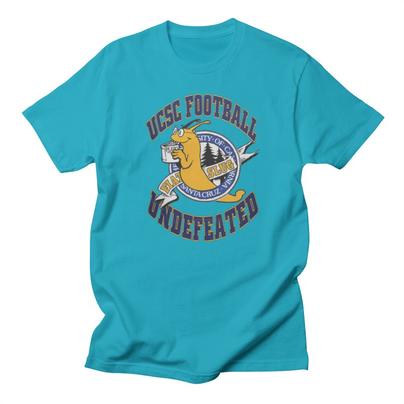 UCSC Slug Football Men's T-Shirt by UCSCfootball's Artist Shop