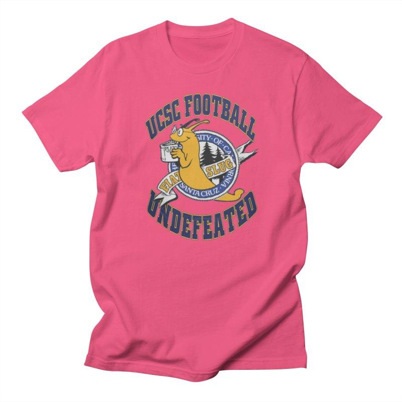 UCSC Slug Football Men's T-Shirt by UCSCfootball's Artist Shop