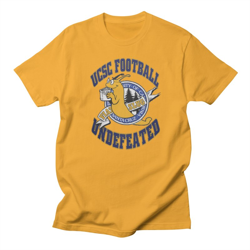 UCSC Slug Football Women's T-Shirt by UCSCfootball's Artist Shop