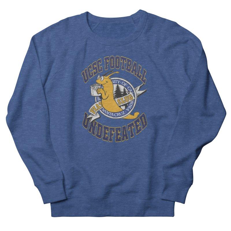 UCSC Slug Football Women's Sweatshirt by UCSCfootball's Artist Shop