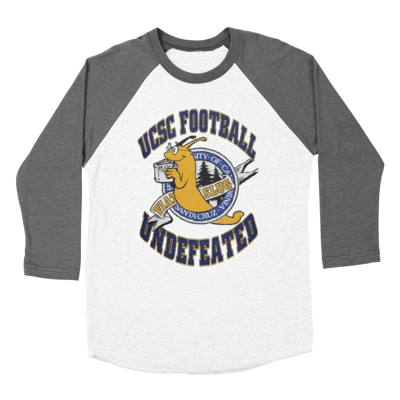 UCSC Slug Football Women's Longsleeve T-Shirt by UCSCfootball's Artist Shop