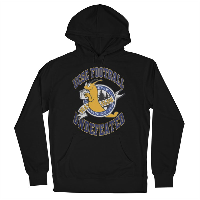 UCSC Slug Football Women's French Terry Pullover Hoody by UCSCfootball's Artist Shop