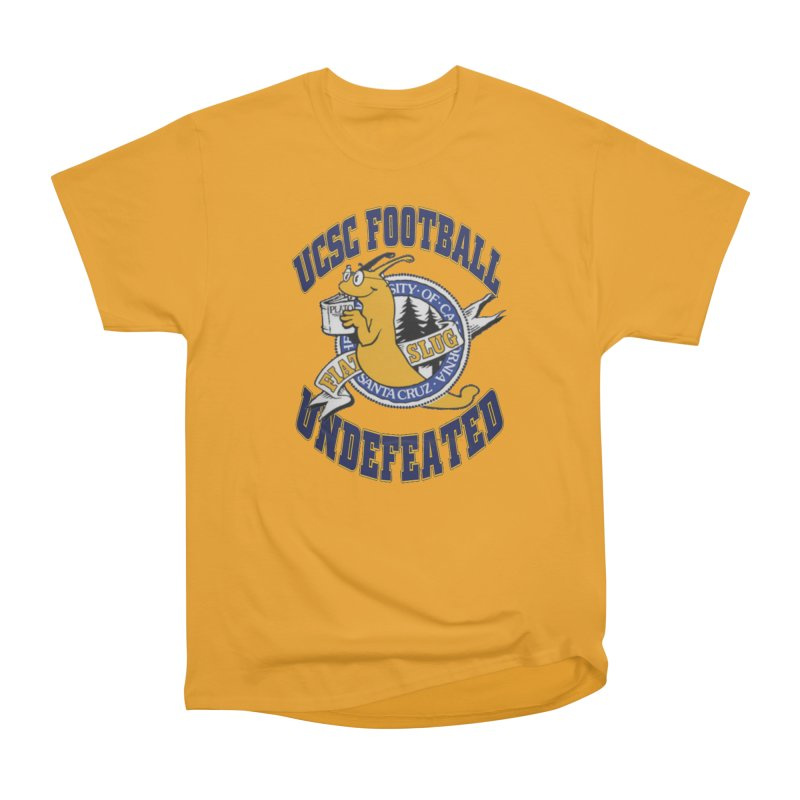 UCSC Slug Football Men's Classic T-Shirt by UCSCfootball's Artist Shop