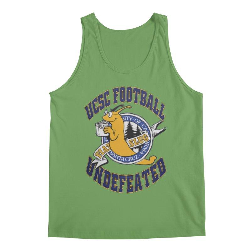 UCSC Slug Football Men's Tank by UCSCfootball's Artist Shop