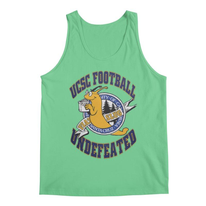 UCSC Slug Football Men's Regular Tank by UCSCfootball's Artist Shop