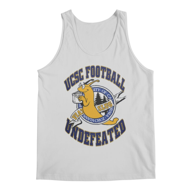 UCSC Slug Football Men's Regular Tank by UCSCfootball's Artist Shop