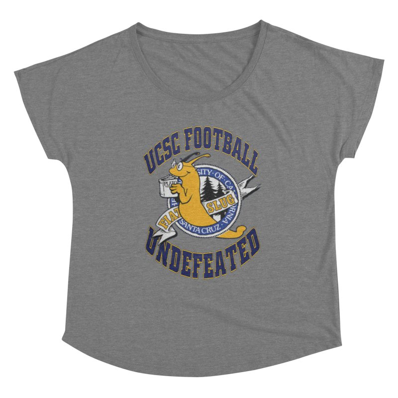 Women's None by UCSCfootball's Artist Shop