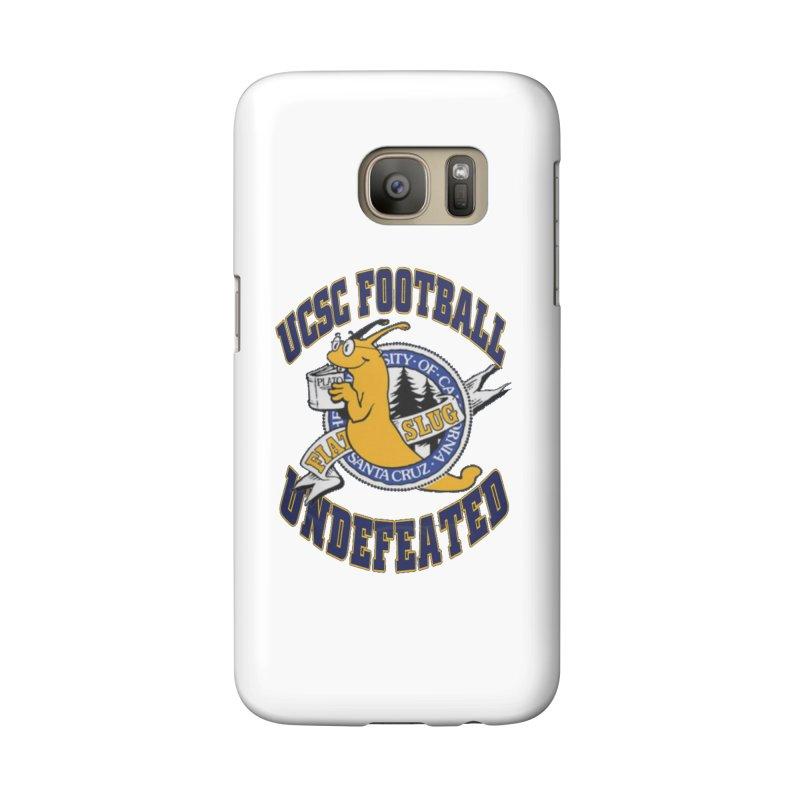 UCSC Slug Football Accessories Phone Case by UCSCfootball's Artist Shop