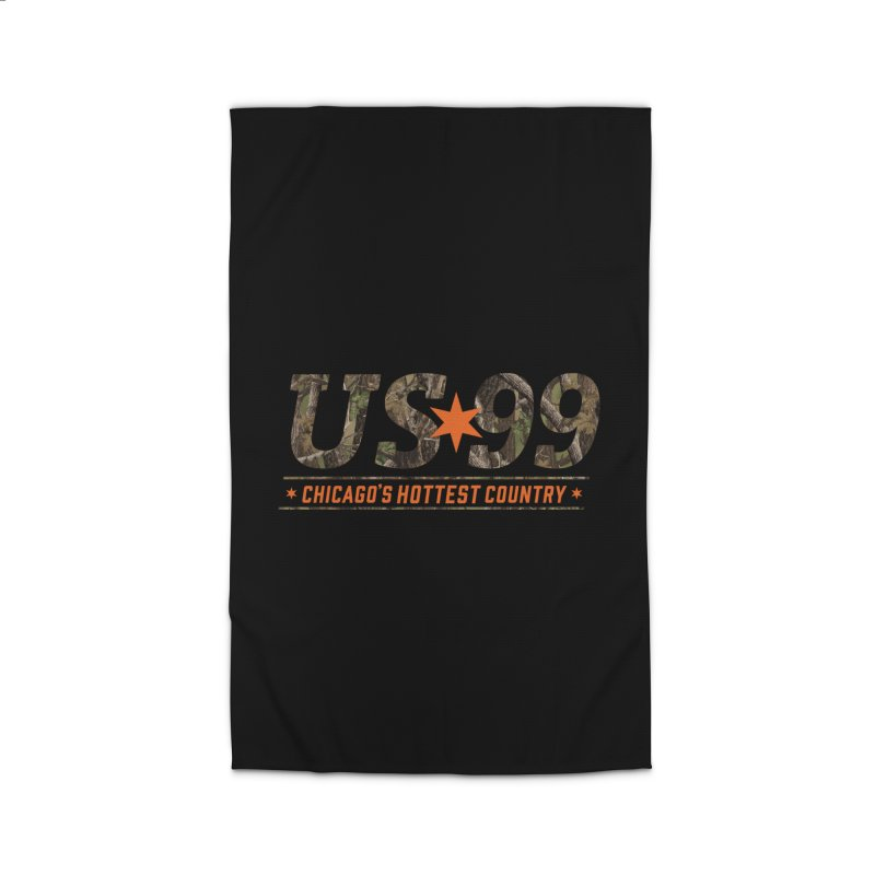 US99 Camo Home Rug by US99's Artist Shop