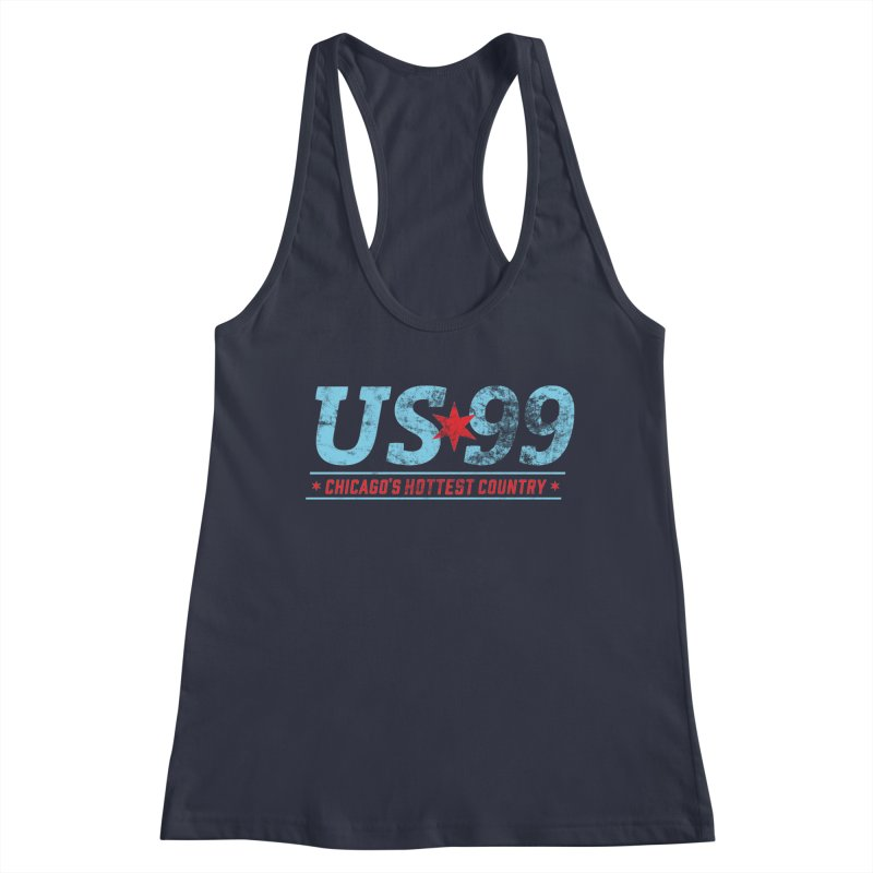 US99 Stamp Women's Tank by US99's Artist Shop