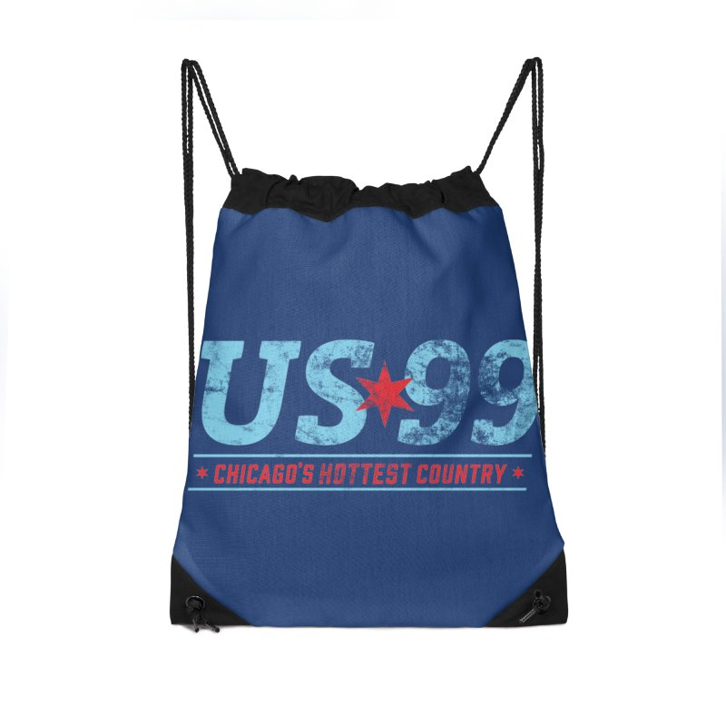 US99 Stamp Accessories Bag by US99's Artist Shop