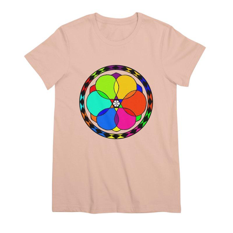 UGOVI Max - Transparent Women's Premium T-Shirt by Ugovi Artist Shop