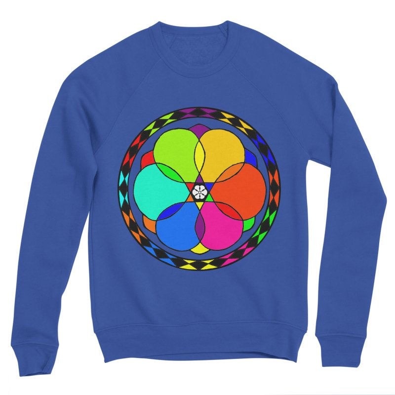 UGOVI Max - Transparent Women's Sponge Fleece Sweatshirt by Ugovi Artist Shop