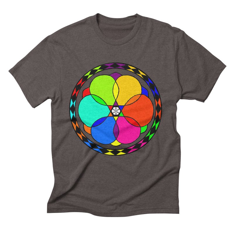 UGOVI Max - Transparent Men's Triblend T-Shirt by Ugovi Artist Shop