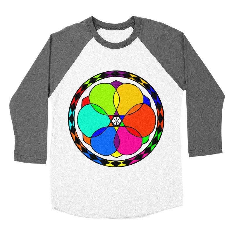 UGOVI Max - Transparent Men's Baseball Triblend Longsleeve T-Shirt by Ugovi Artist Shop