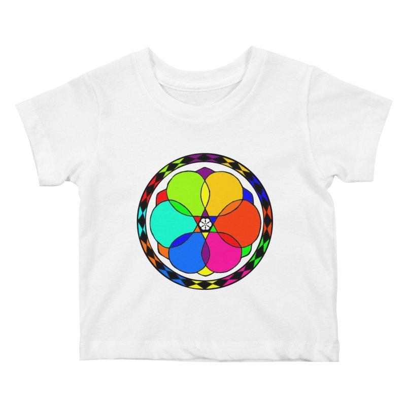 UGOVI Max - Transparent Kids Baby T-Shirt by Ugovi Artist Shop