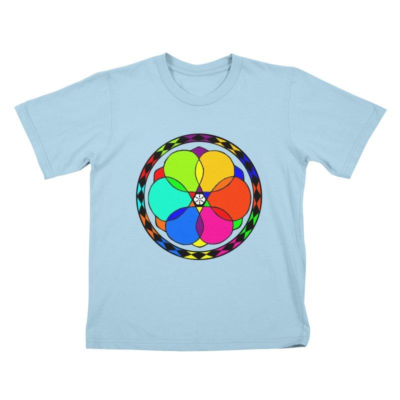 UGOVI Max - Transparent Kids T-Shirt by Ugovi Artist Shop