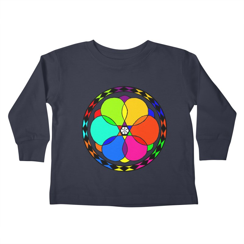 UGOVI Max - Transparent Kids Toddler Longsleeve T-Shirt by Ugovi Artist Shop
