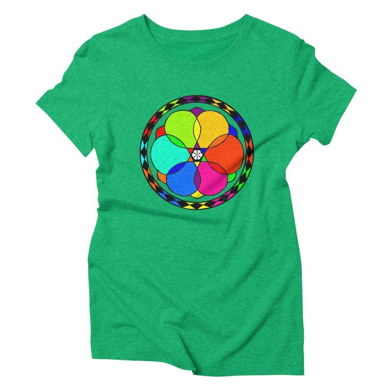 UGOVI Max - Transparent Women's Triblend T-Shirt by Ugovi Artist Shop