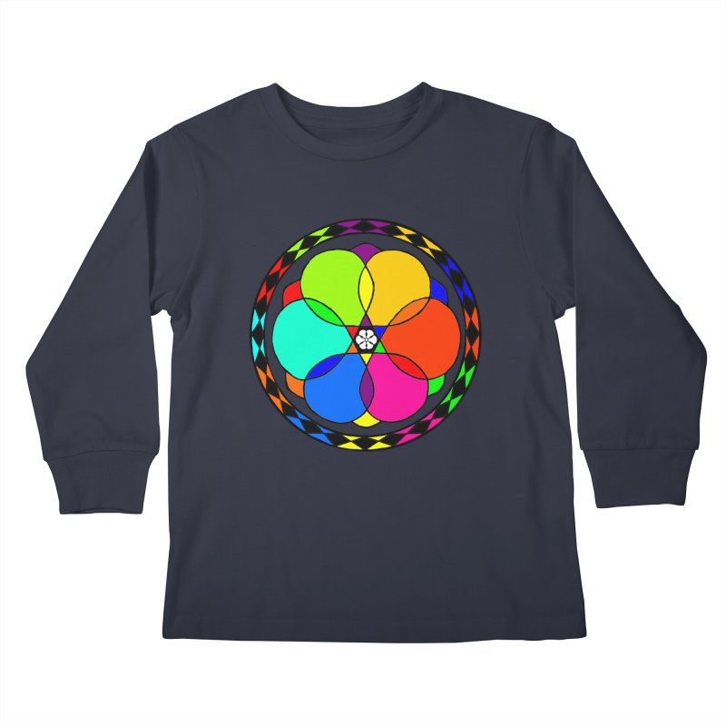 UGOVI Max - Transparent Kids Longsleeve T-Shirt by Ugovi Artist Shop