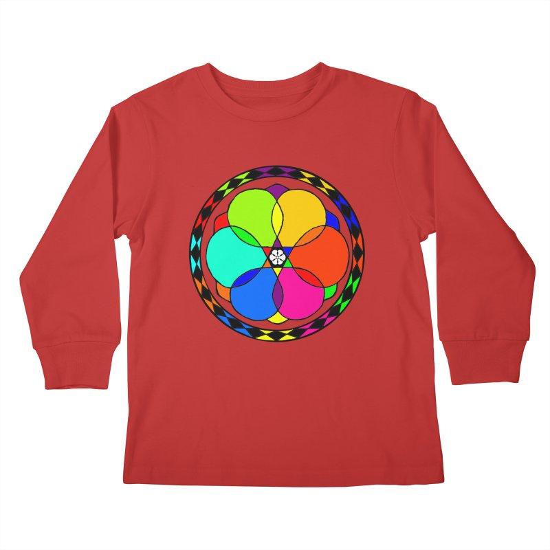 UGOVI Max - Transparent Kids Longsleeve T-Shirt by Ugovi Artist Shop