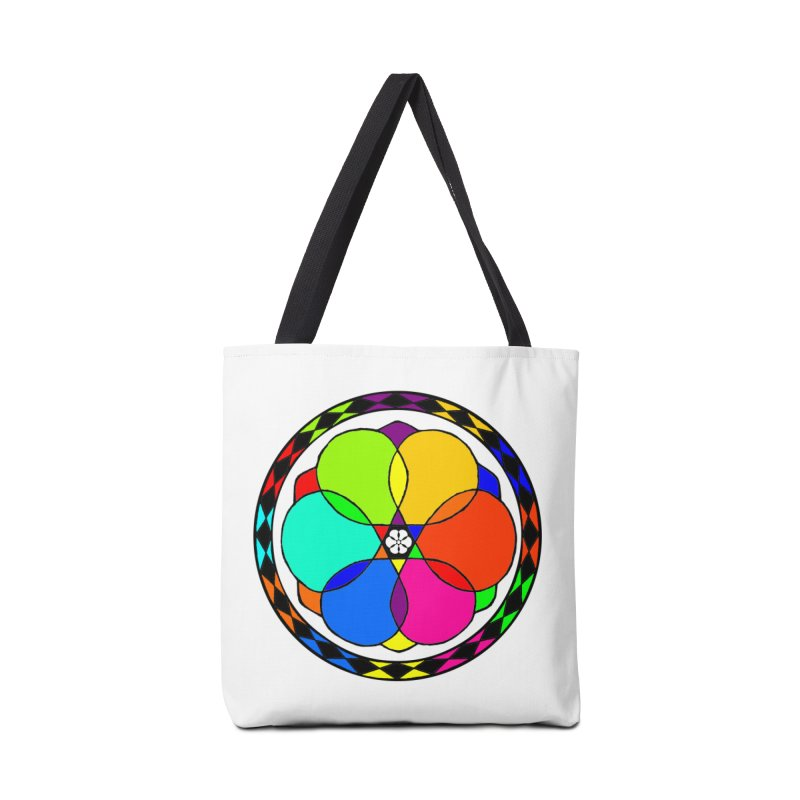 UGOVI Max - Transparent Accessories Tote Bag Bag by Ugovi Artist Shop