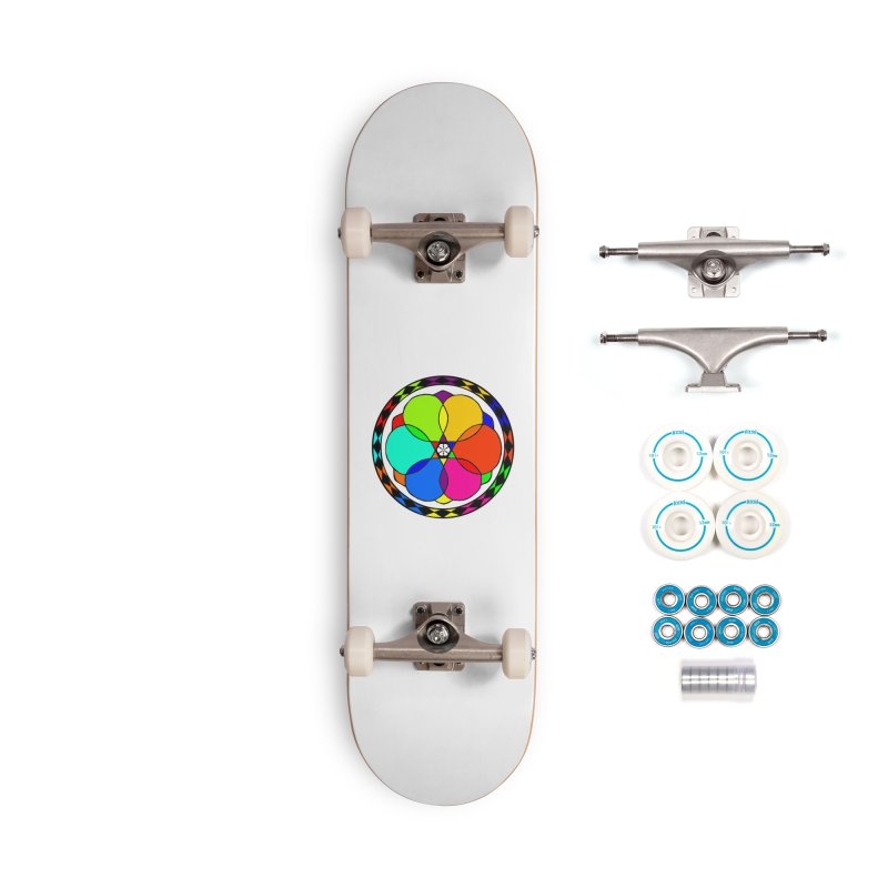 UGOVI Max - Transparent Accessories Complete - Basic Skateboard by Ugovi Artist Shop