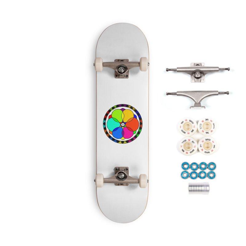UGOVI Max - Transparent Accessories Complete - Premium Skateboard by Ugovi Artist Shop