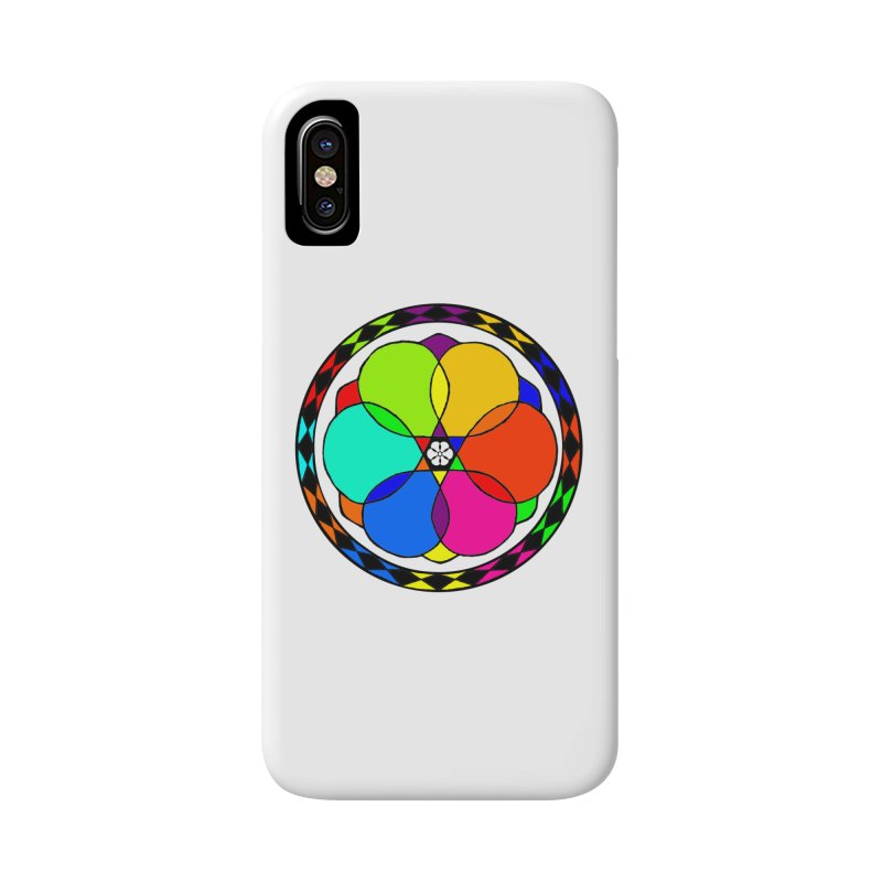 UGOVI Max - Transparent Accessories Phone Case by Ugovi Artist Shop
