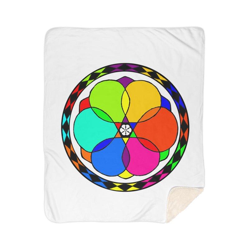 UGOVI Max - Transparent Home Sherpa Blanket Blanket by Ugovi Artist Shop