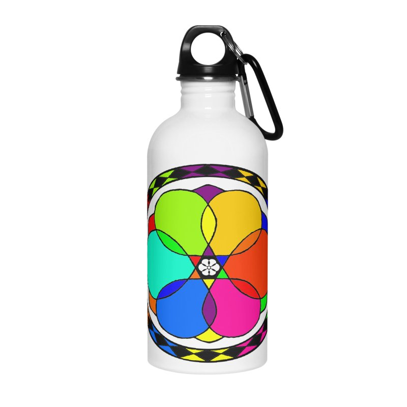 UGOVI Max - Transparent Accessories Water Bottle by Ugovi Artist Shop