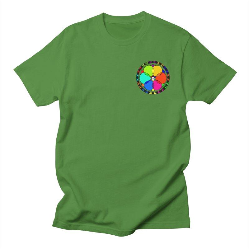 UGOVI - Heart Position - Transparent Women's Regular Unisex T-Shirt by Ugovi Artist Shop