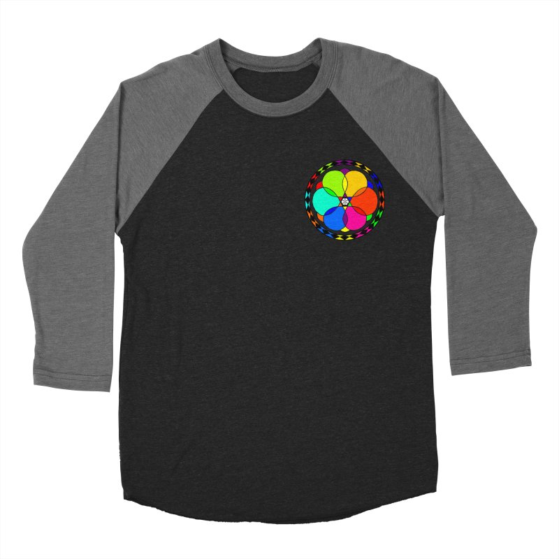 UGOVI - Heart Position - Transparent Women's Baseball Triblend Longsleeve T-Shirt by Ugovi Artist Shop