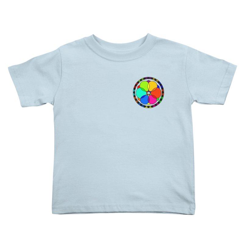 UGOVI - Heart Position - Transparent Kids Toddler T-Shirt by Ugovi Artist Shop