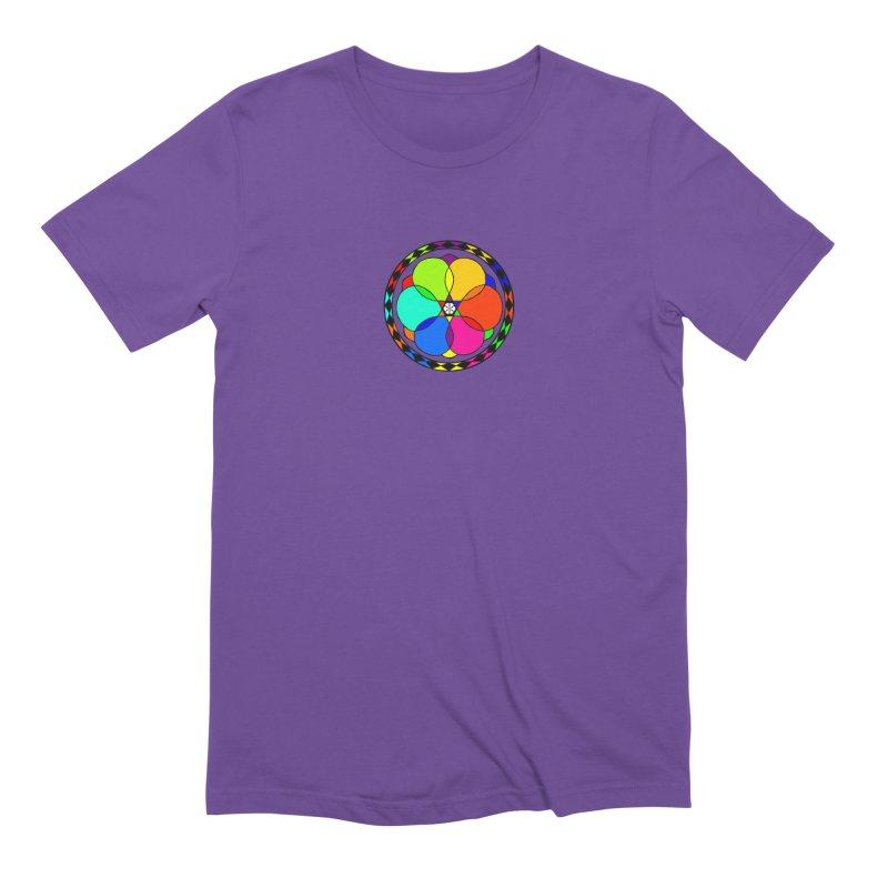 UGOVI - Center Chest - Transparent Men's Extra Soft T-Shirt by Ugovi Artist Shop