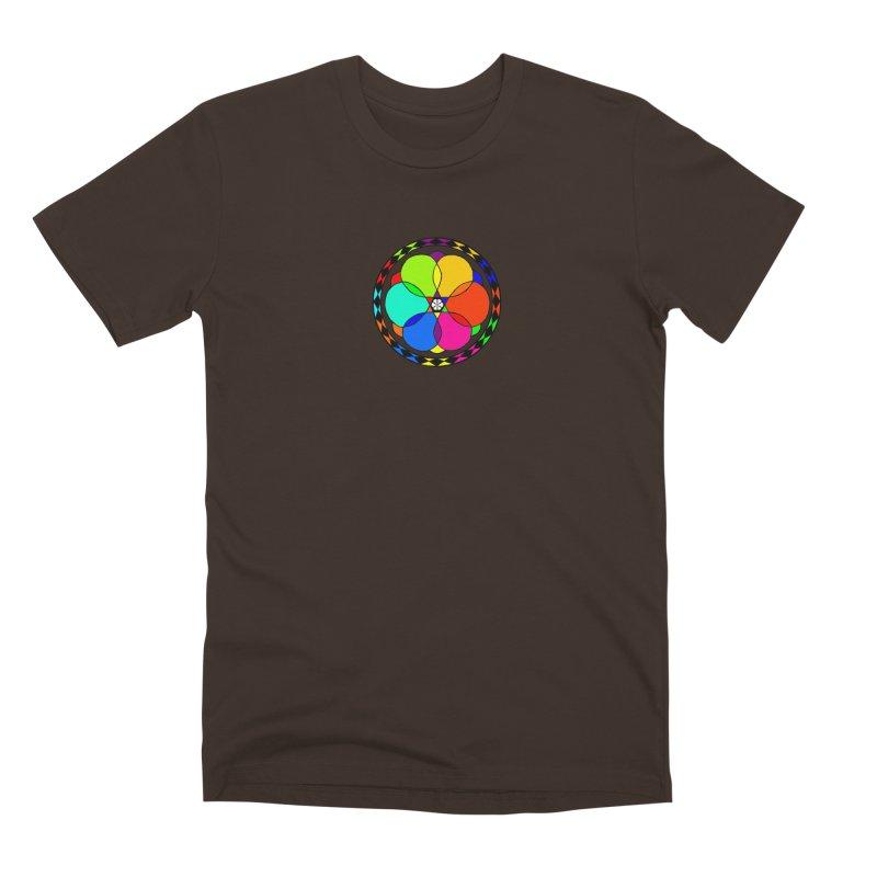 UGOVI - Center Chest - Transparent Men's Premium T-Shirt by Ugovi Artist Shop