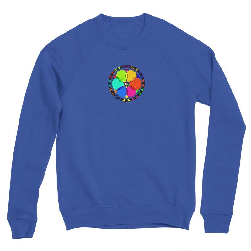 UGOVI - Center Chest - Transparent Women's Sponge Fleece Sweatshirt by Ugovi Artist Shop