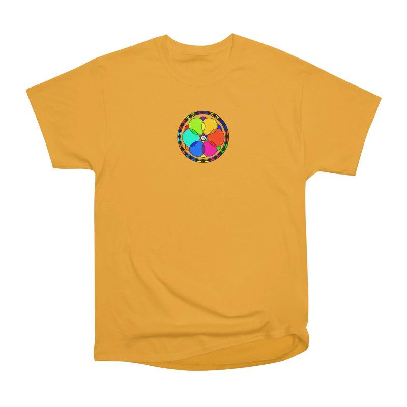 UGOVI - Center Chest - Transparent Women's Heavyweight Unisex T-Shirt by Ugovi Artist Shop
