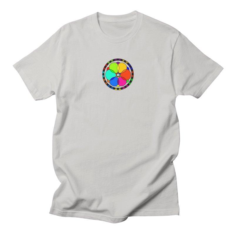 UGOVI - Center Chest - Transparent Men's Regular T-Shirt by Ugovi Artist Shop