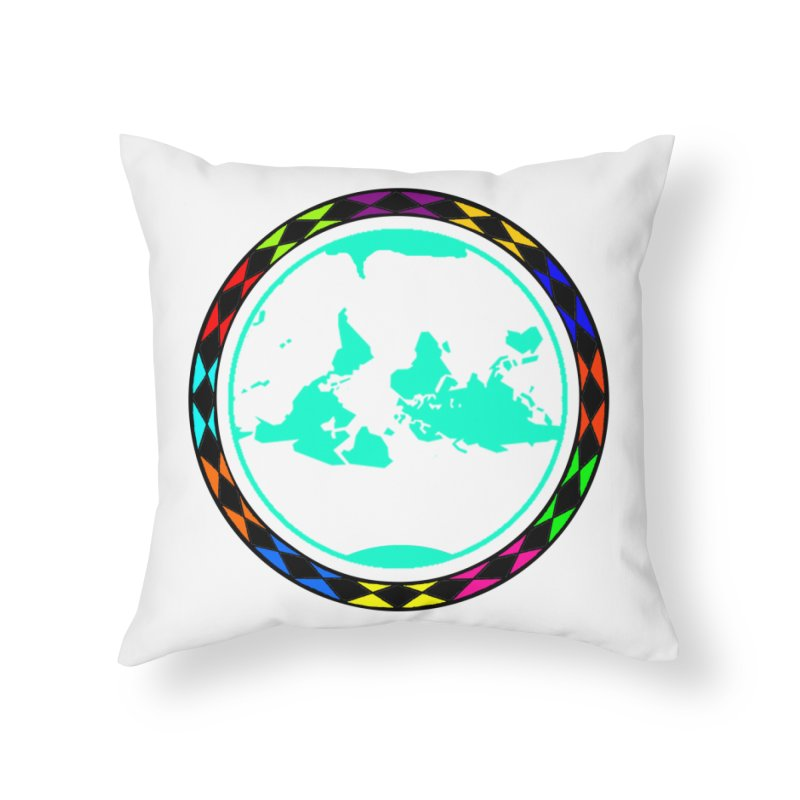 New Vision UN - Max Home Throw Pillow by Ugovi Artist Shop