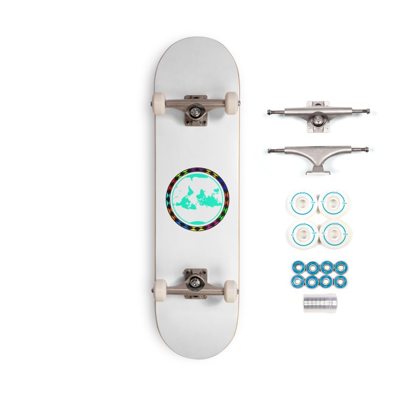 New Vision UN - Max Accessories Complete - Basic Skateboard by Ugovi Artist Shop