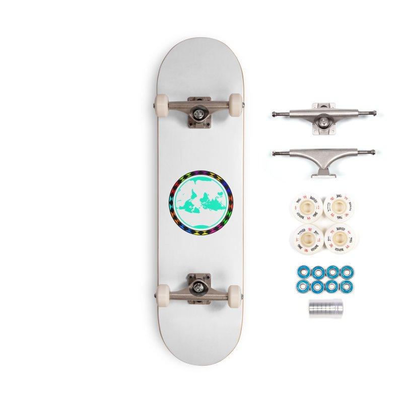 New Vision UN - Max Accessories Complete - Premium Skateboard by Ugovi Artist Shop